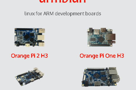 Armbian für Orange Pi