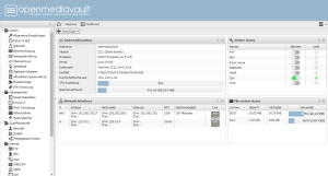 OpenMediaVault auf dem Orange Pi PC