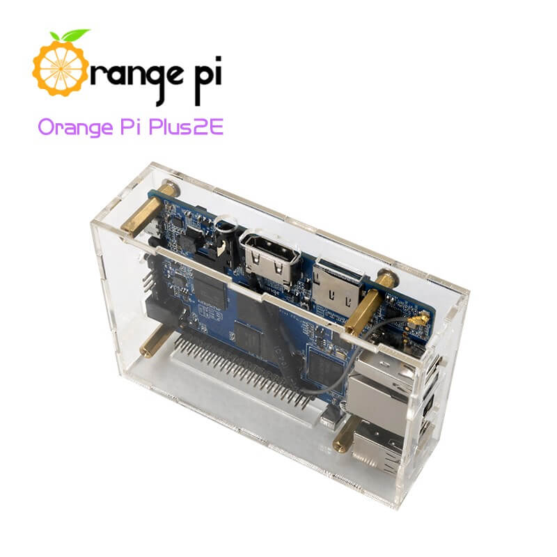 Case für Orange Pi Plus 2E